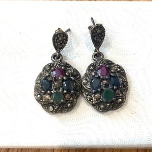 Jewelry - Vintage Womens Dangle Earrings